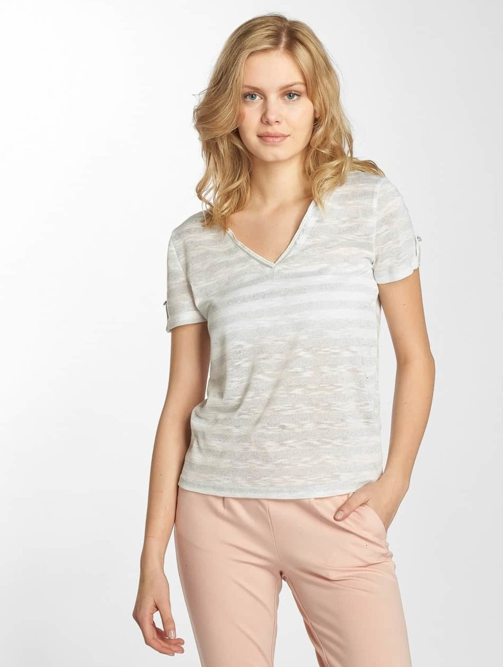 Grace & Mila T-Shirt Paradis blanc