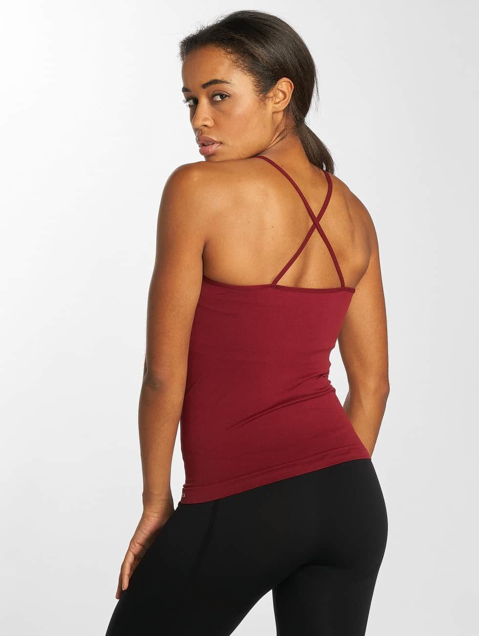 GymCodes Top Flex Cross red