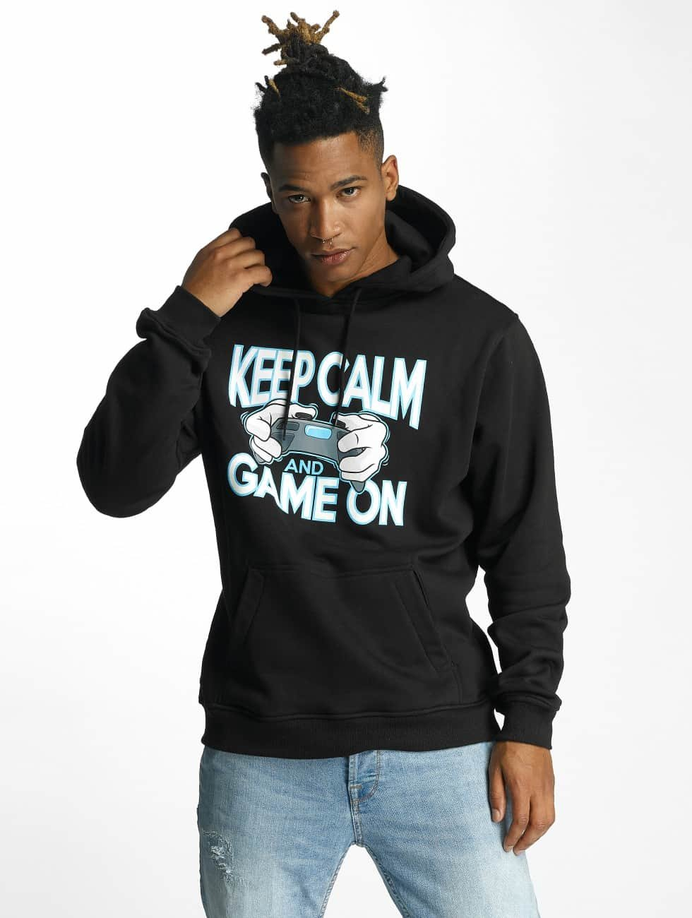 Hands of Gold Hoody Game On schwarz