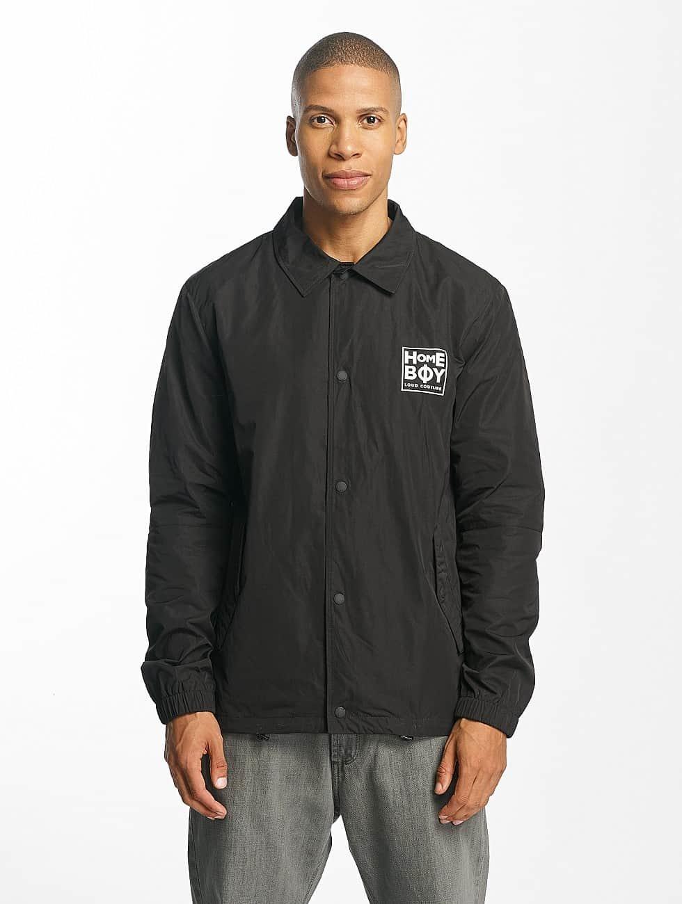 Homeboy Lightweight Jacket Coach black