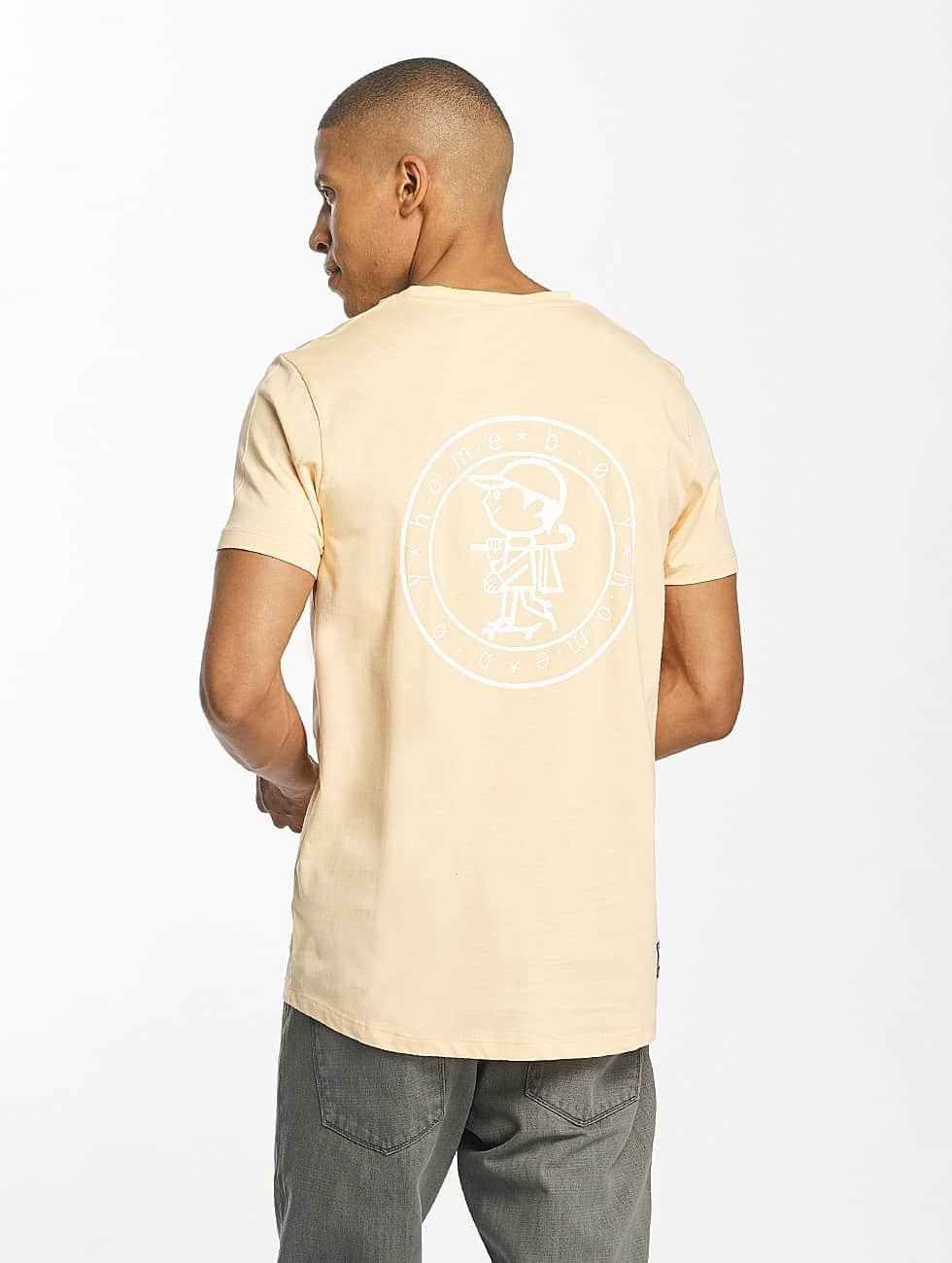 Homeboy t-shirt Take You Home oranje