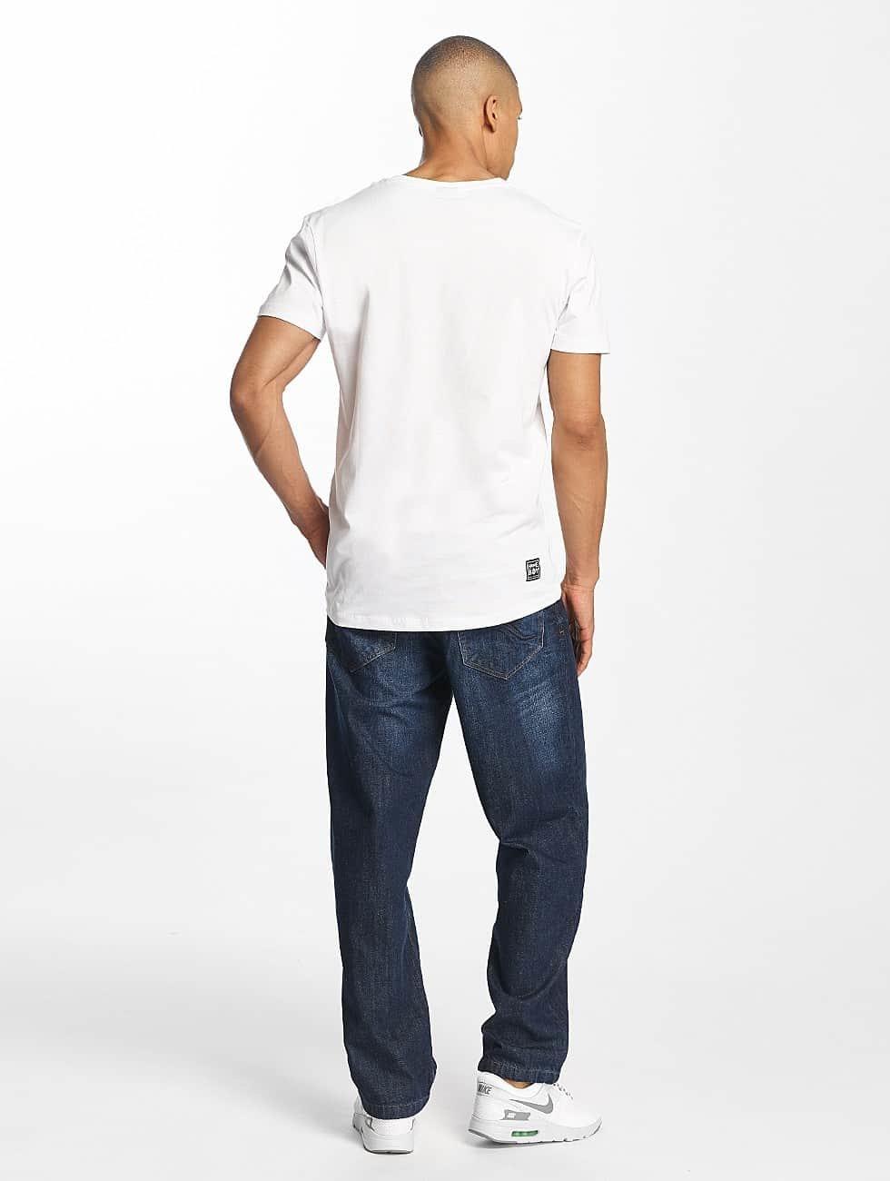 Homeboy T-skjorter Take You Home hvit