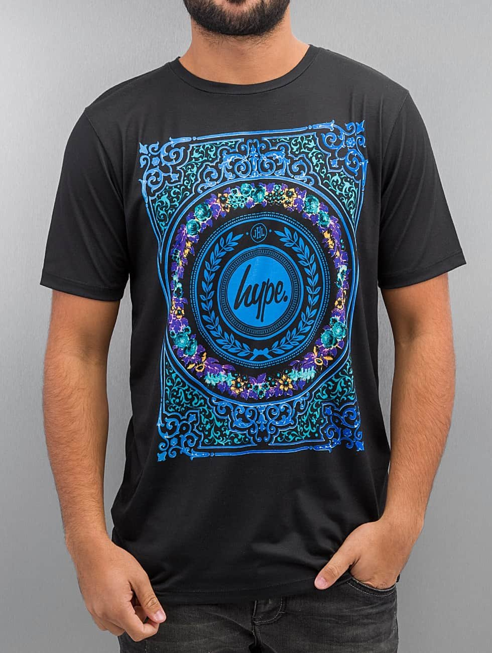 HYPE T-Shirt Regal schwarz