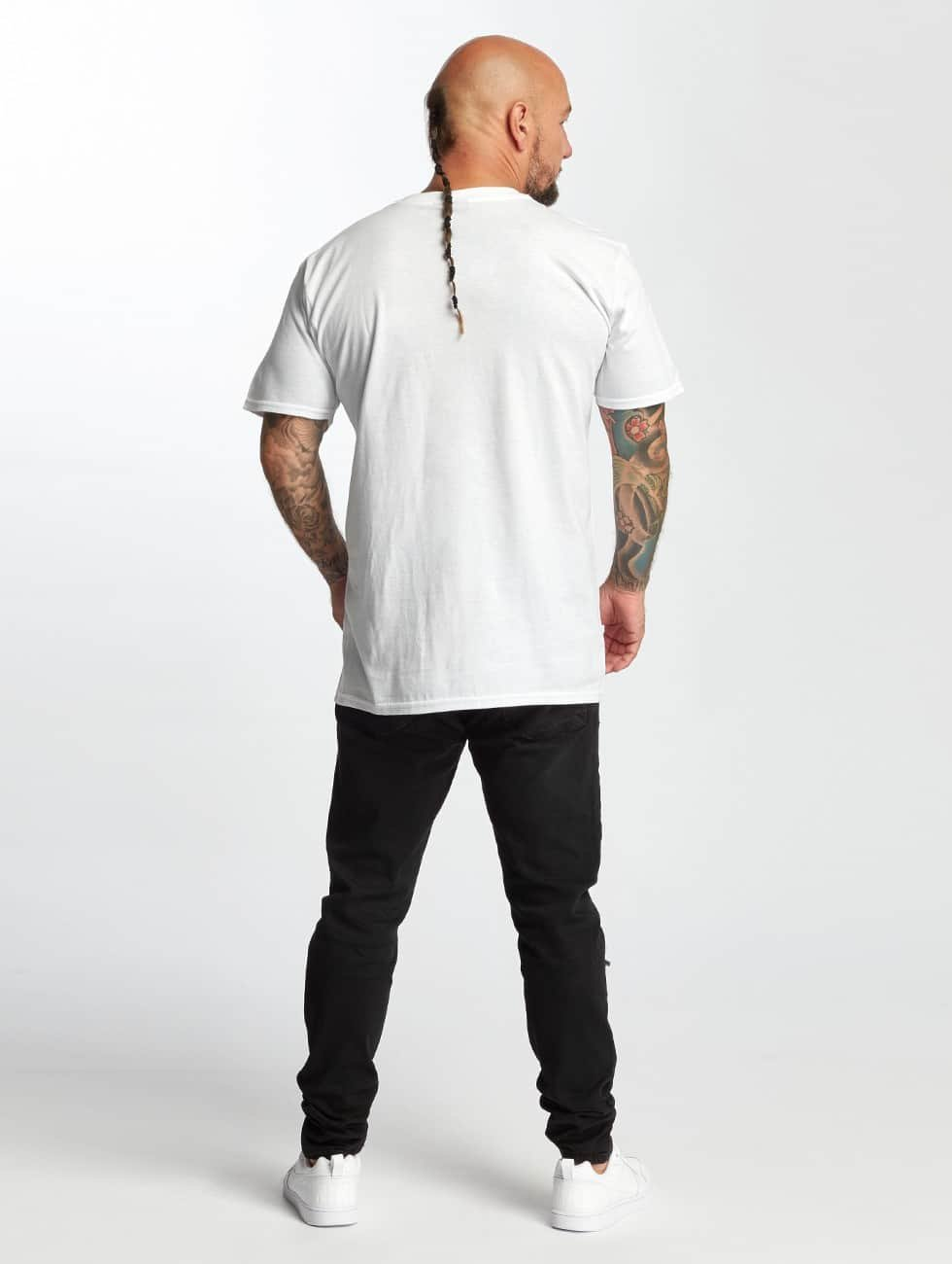 I Love Tattoo T-Shirty TPM bialy