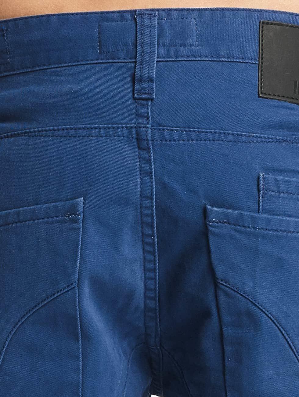 ID Denim Джинсы-трубы Fargo синий