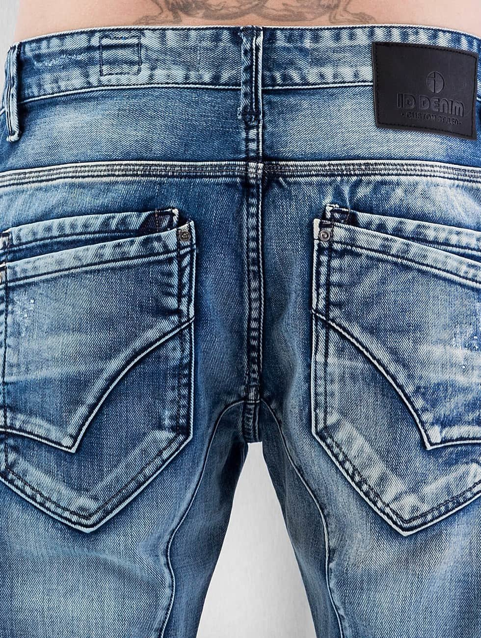 ID Denim Antifit Duncan blau