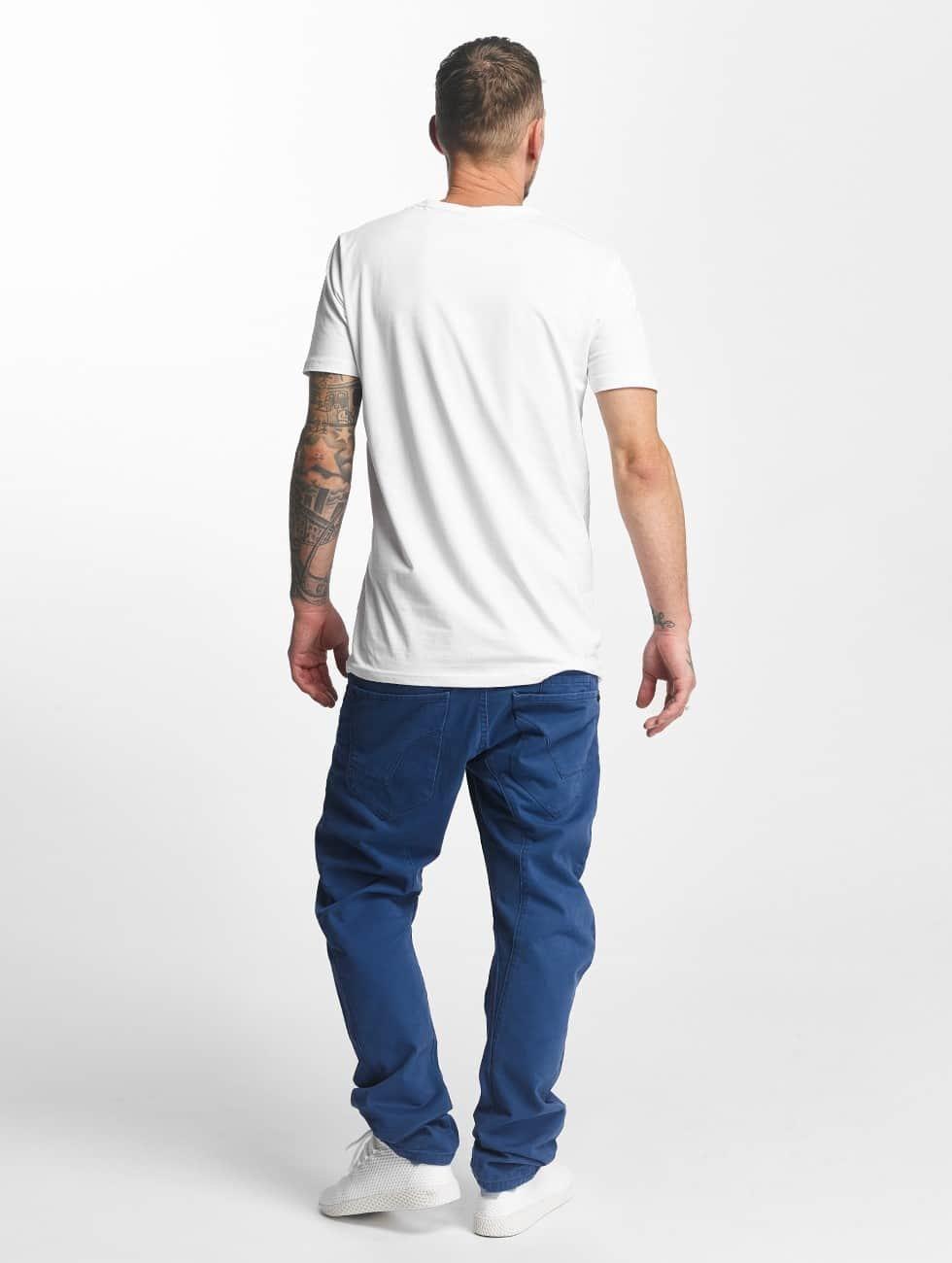 ID Denim Loose Fit Jeans Fargo niebieski