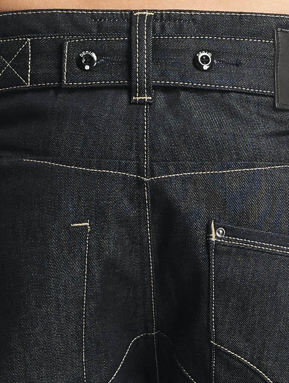 ID Denim Spodnie Baggy Baggy One niebieski