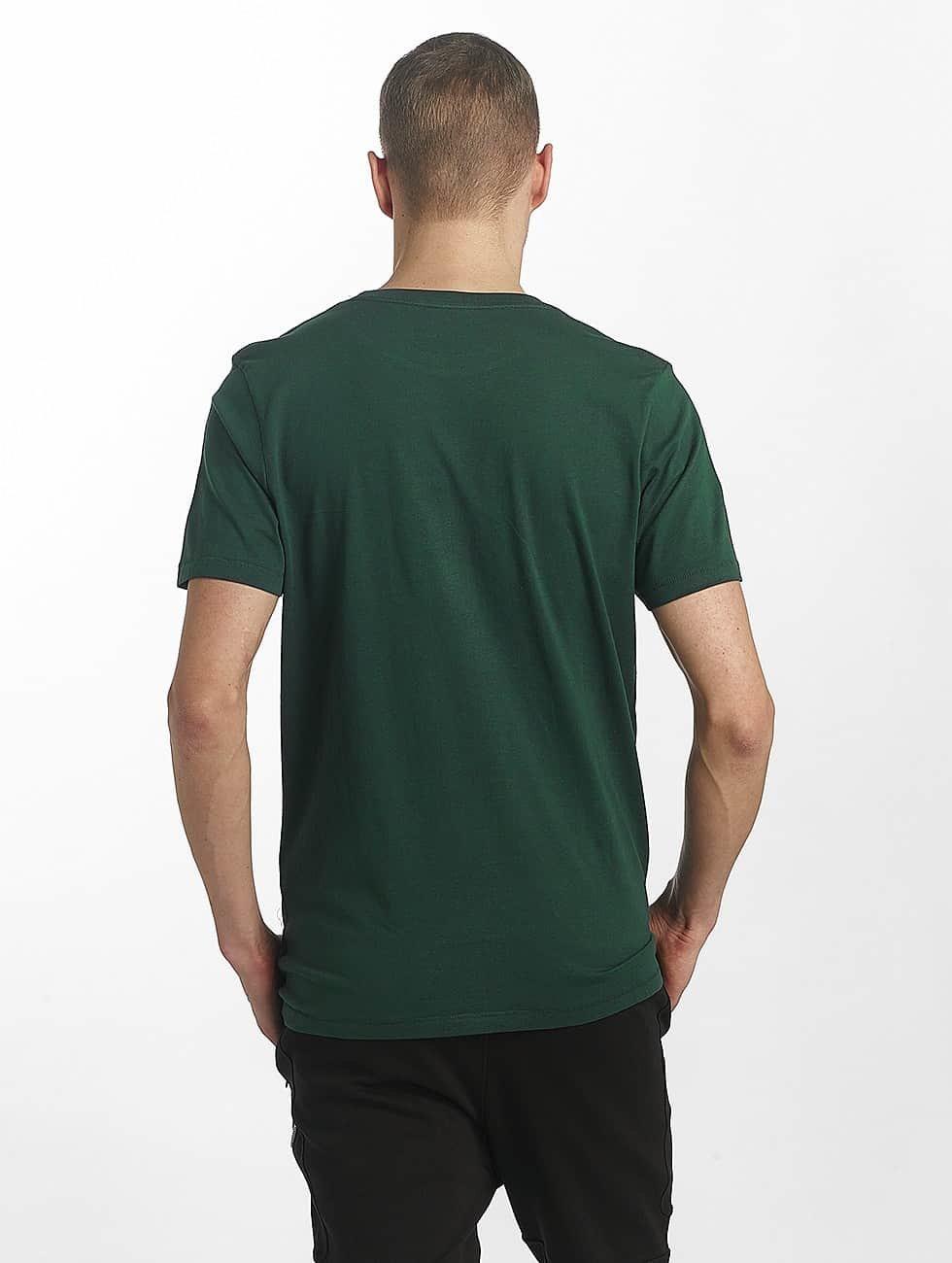 Jack & Jones Футболка jorStencild зеленый