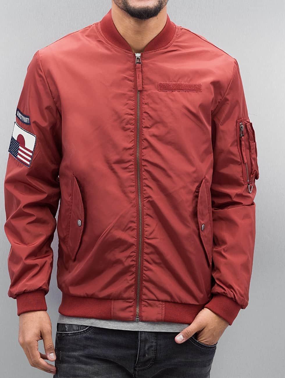 Jack & Jones Bomber jacket jorPowell red