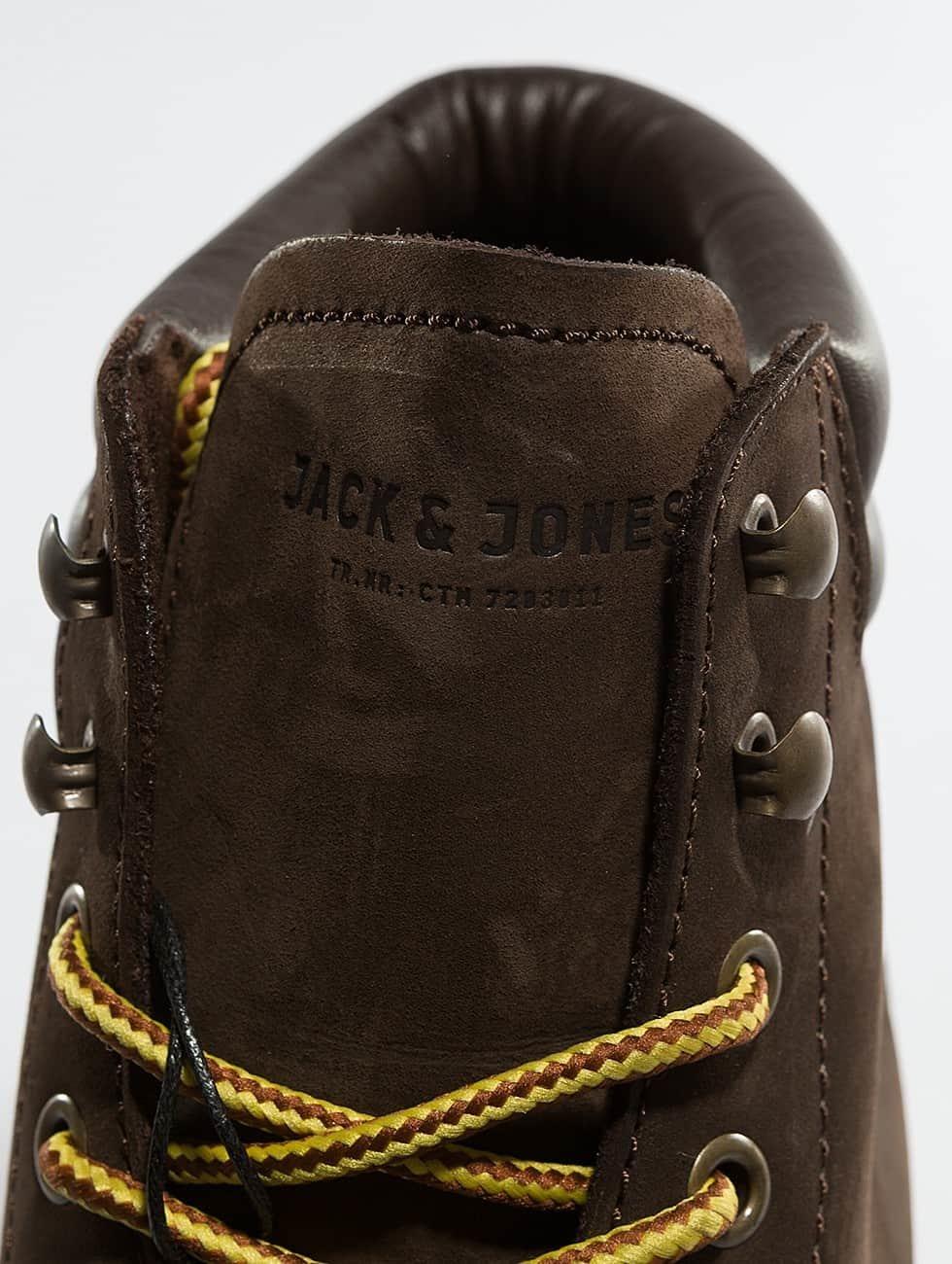 Jack & Jones Schoen / Stivali Jfwstoke In Bruin 382.196 SZcAPvNZ
