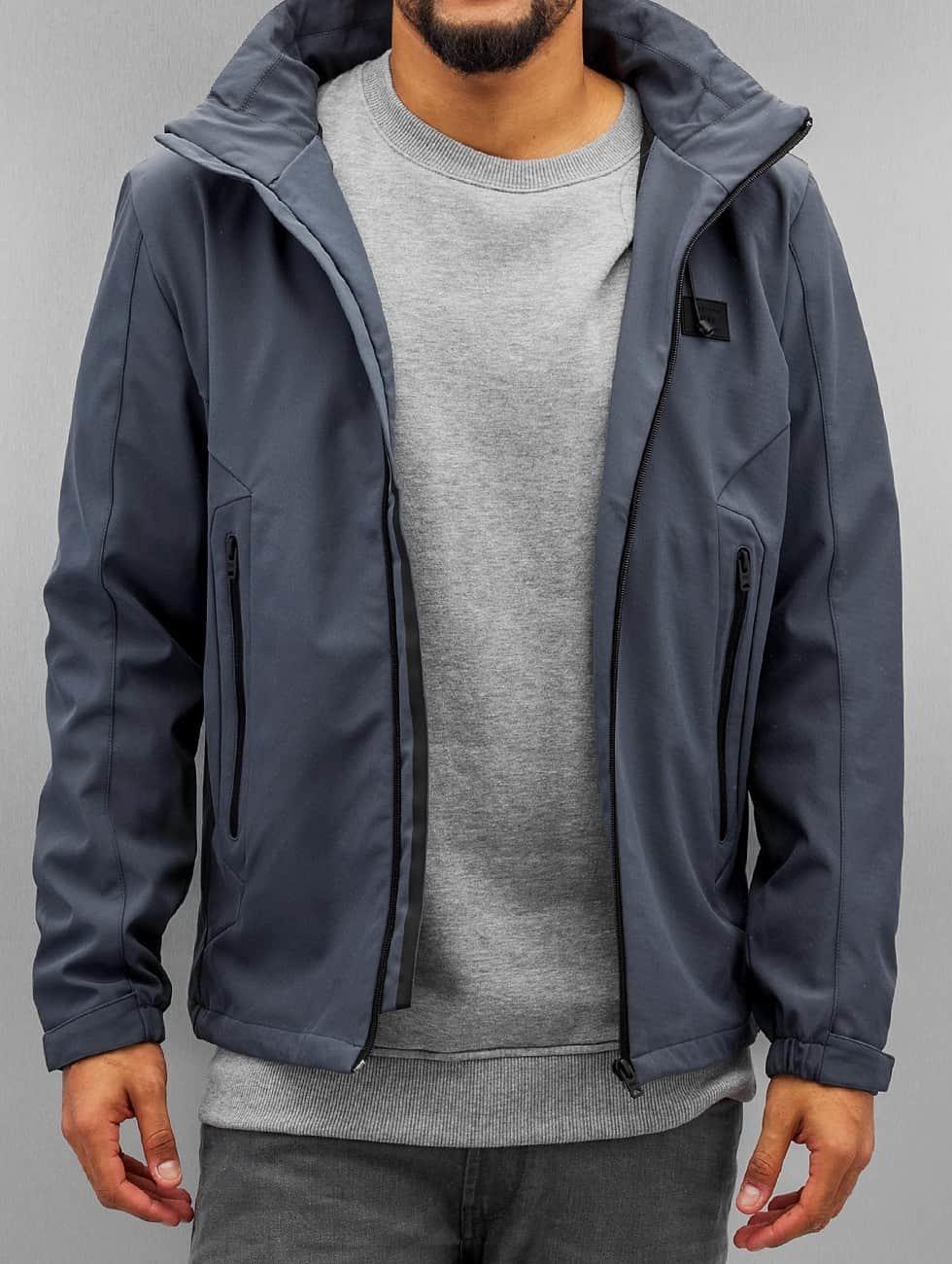 Jack & Jones Lightweight Jacket jcoPelle blue