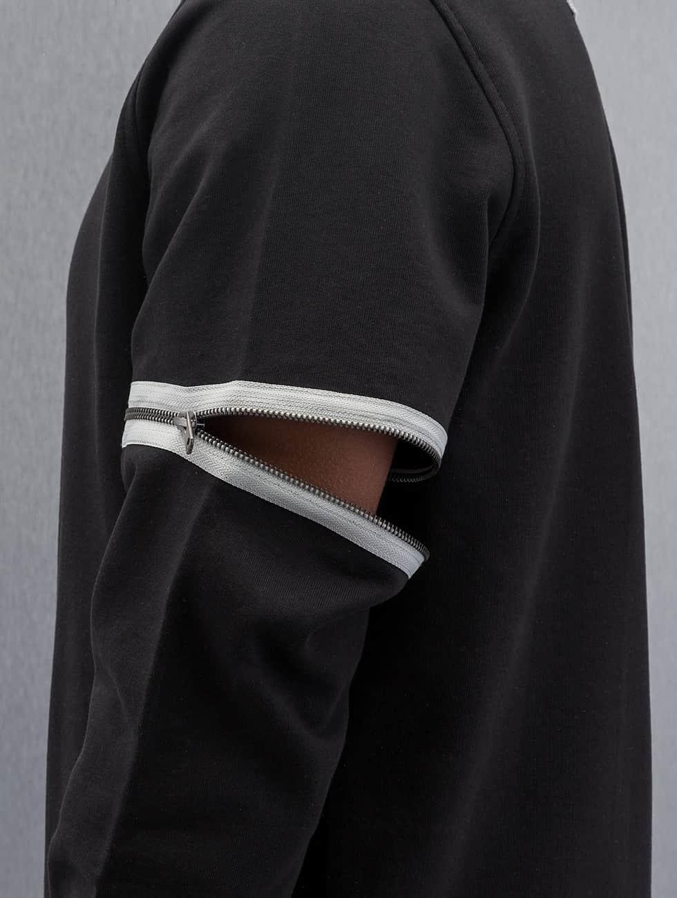 Jack & Jones Pullover jcoSurvivor schwarz