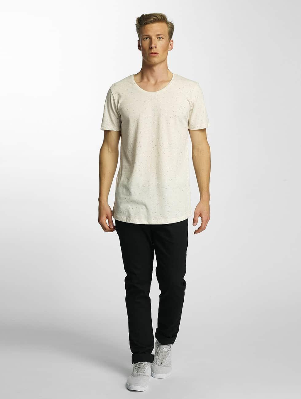 Jack & Jones T-Shirt jorMultinep beige