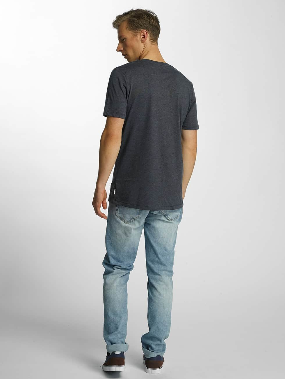 Jack & Jones T-Shirt jcoPinal blue