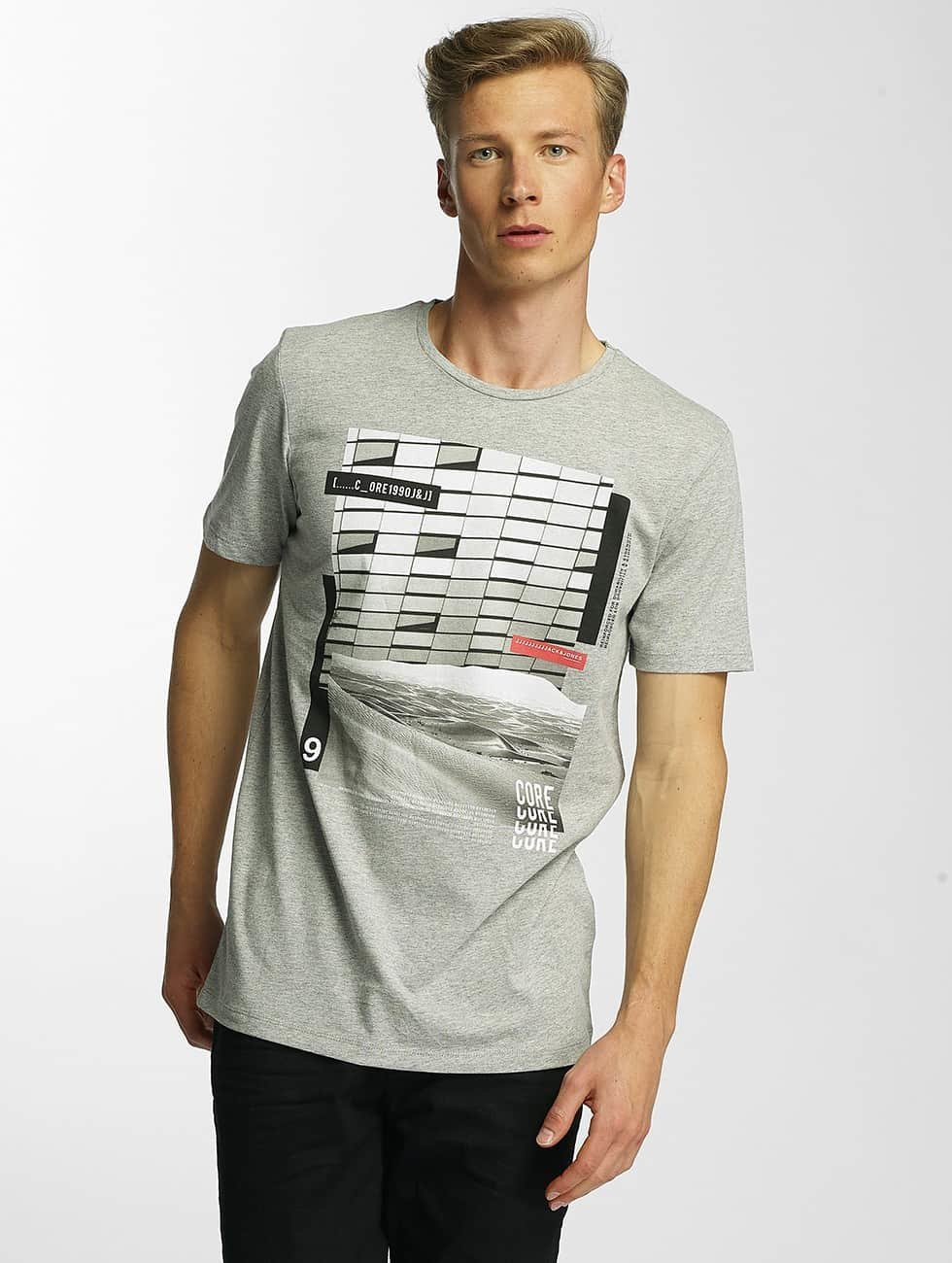 Jack & Jones T-Shirt jcoCita grey