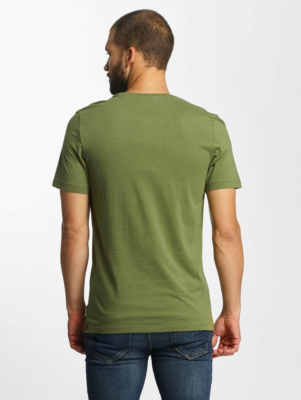 Jack & Jones T-Shirt jcoCharge olive