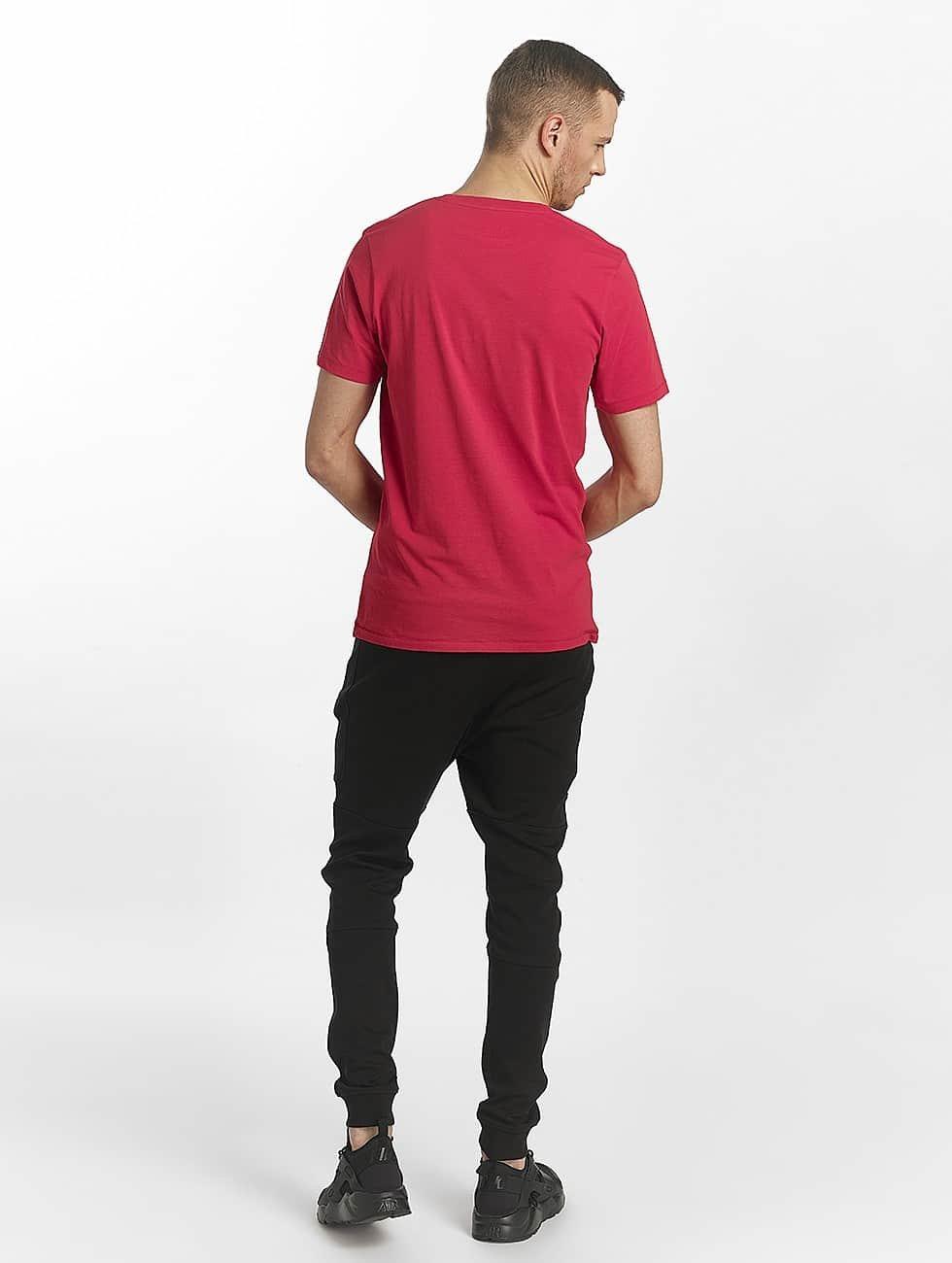 Jack & Jones T-shirt jorStencild röd
