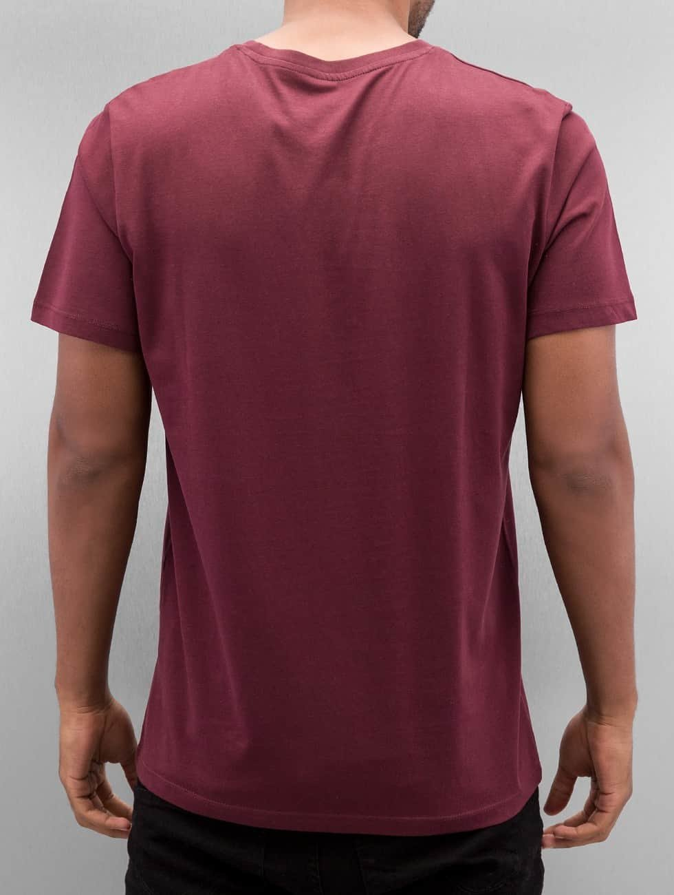 Jack & Jones T-Shirt jcoTable rot