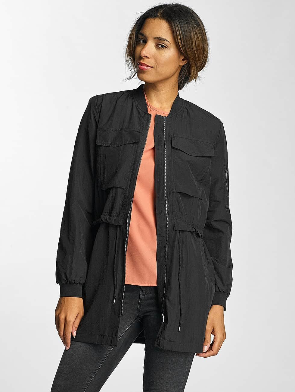 JACQUELINE de YONG Lightweight Jacket jdyMaria black