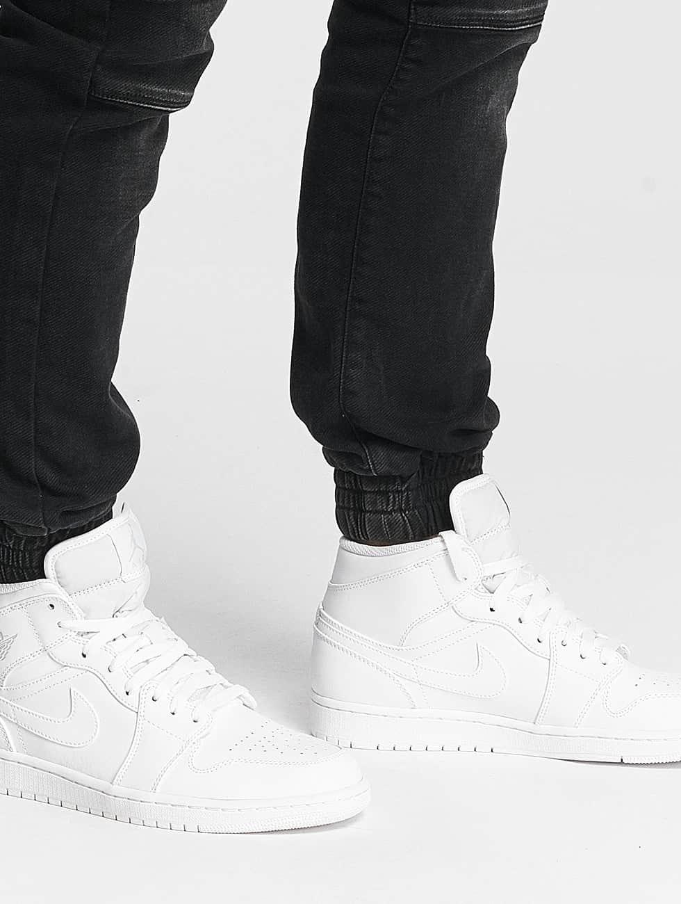 Jordan Sneakers 1 Mid biela