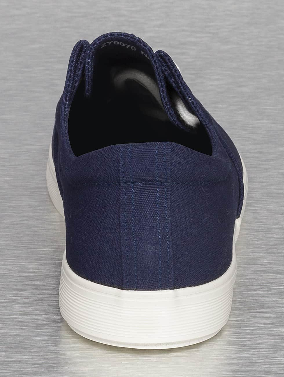 Jumex Sneaker Summer blau