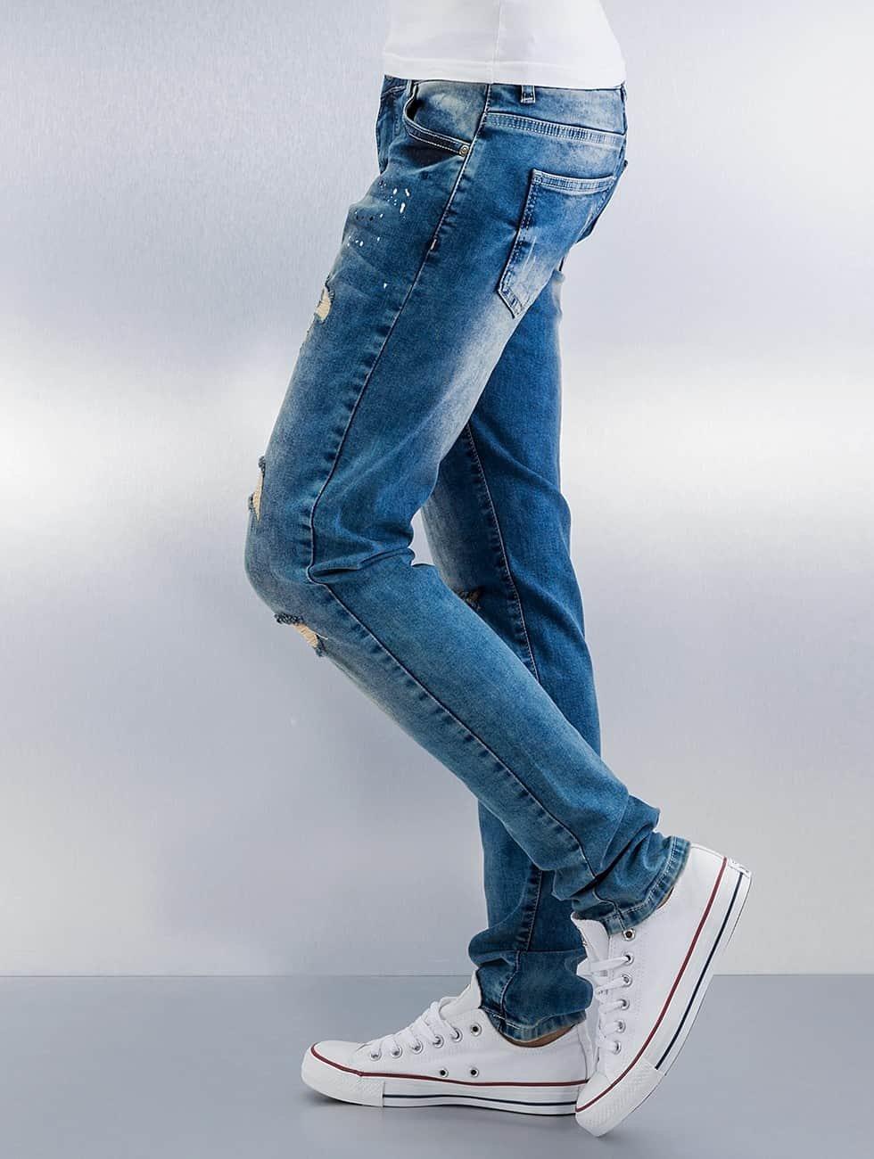 Just Rhyse Boyfriend Koza blau