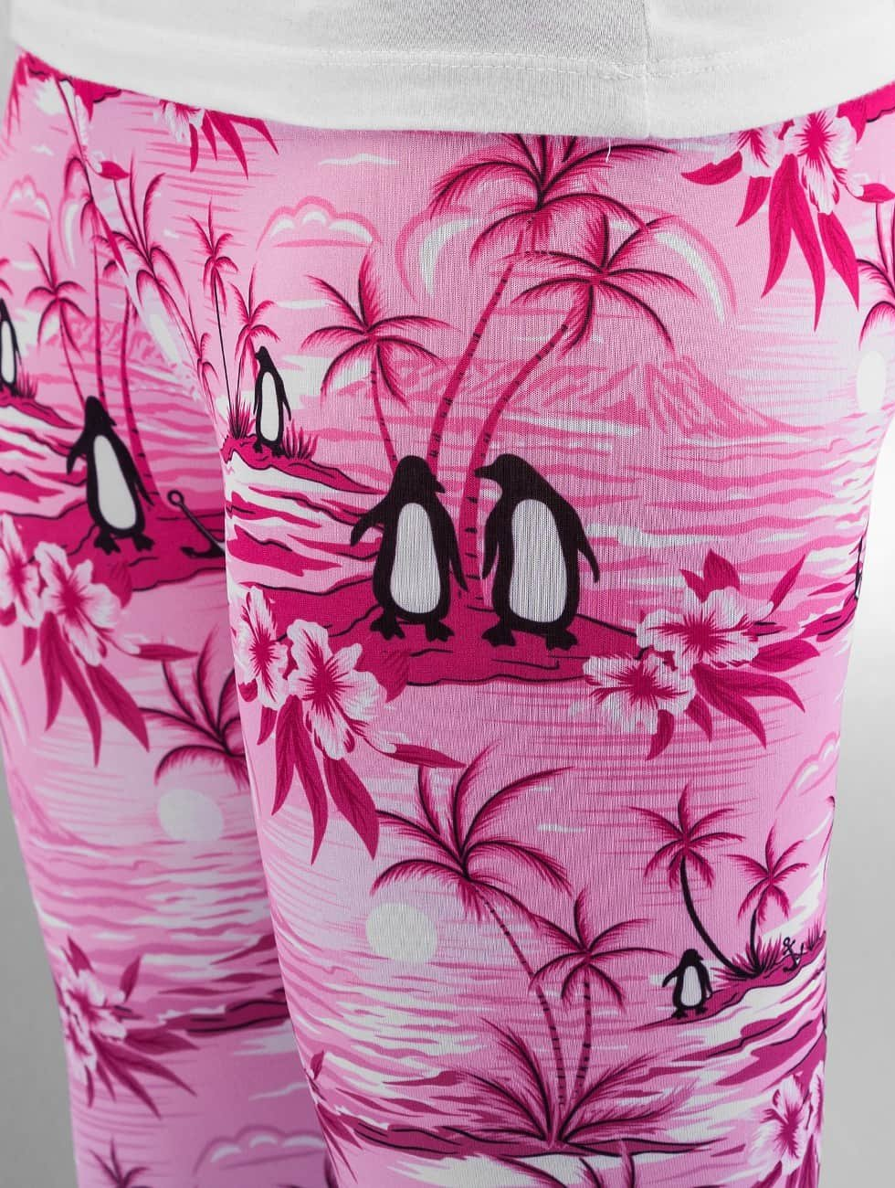 Just Rhyse Legging Penguin pink