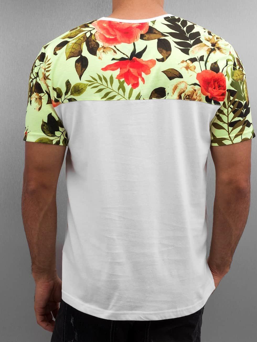 Just Rhyse T-paidat Rose valkoinen