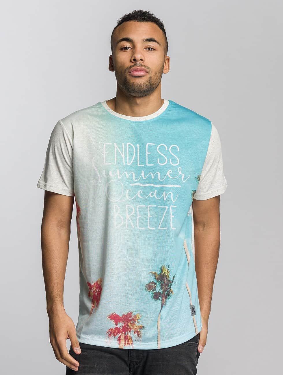 Just Rhyse T-Shirt Santa Barbara blue