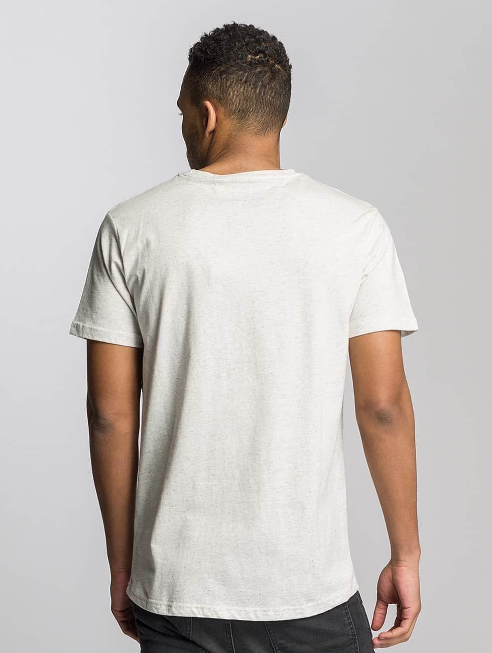 Just Rhyse T-Shirt Long Beach white