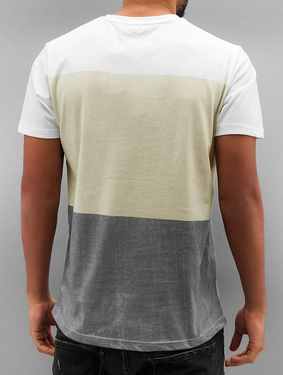 Just Rhyse T-Shirt Karluk Lake white
