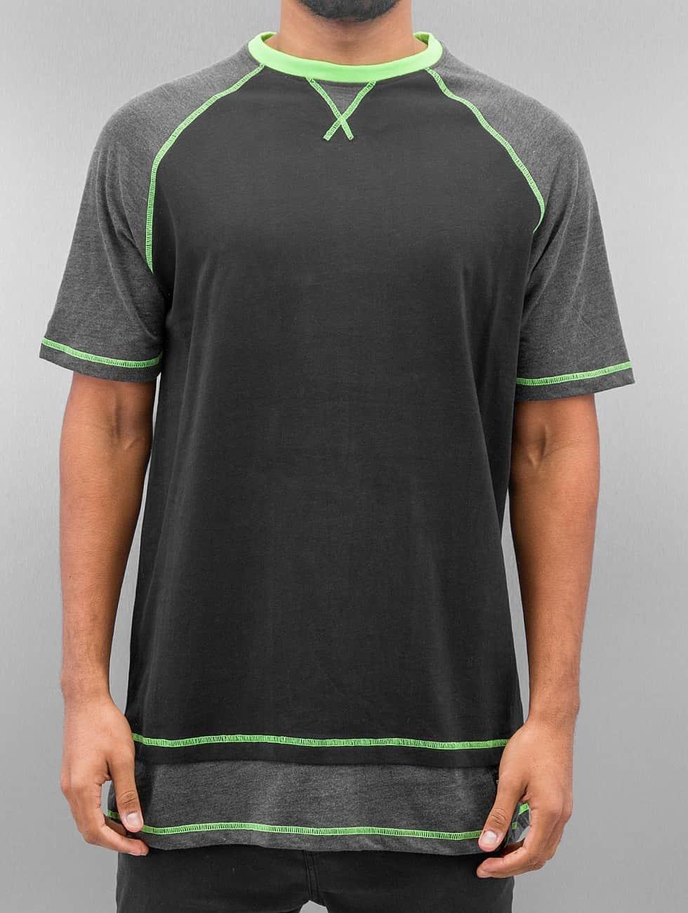 Just Rhyse t-shirt Atreju zwart