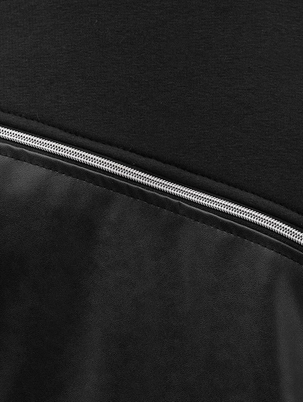 Just Rhyse trui Tion zwart
