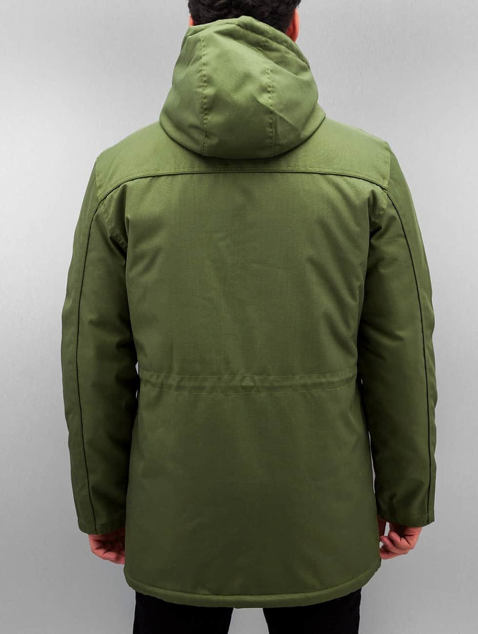 Just Rhyse Winterjacke Winter olive
