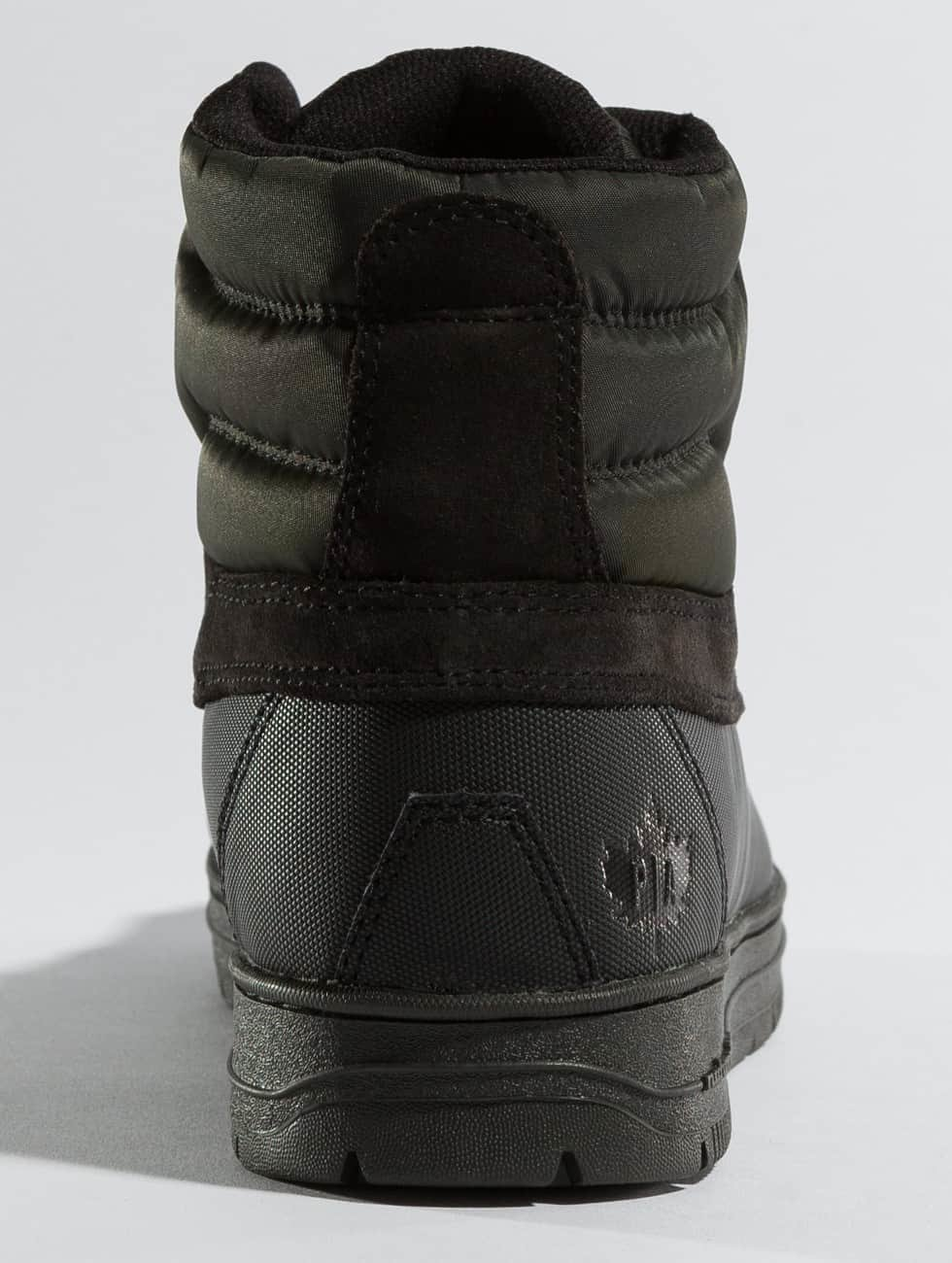 K1X Сникеры Shellduck черный