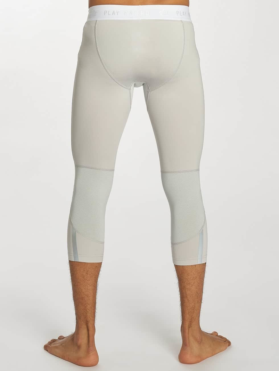 K1X Core Legging 3/4 Compression blanc