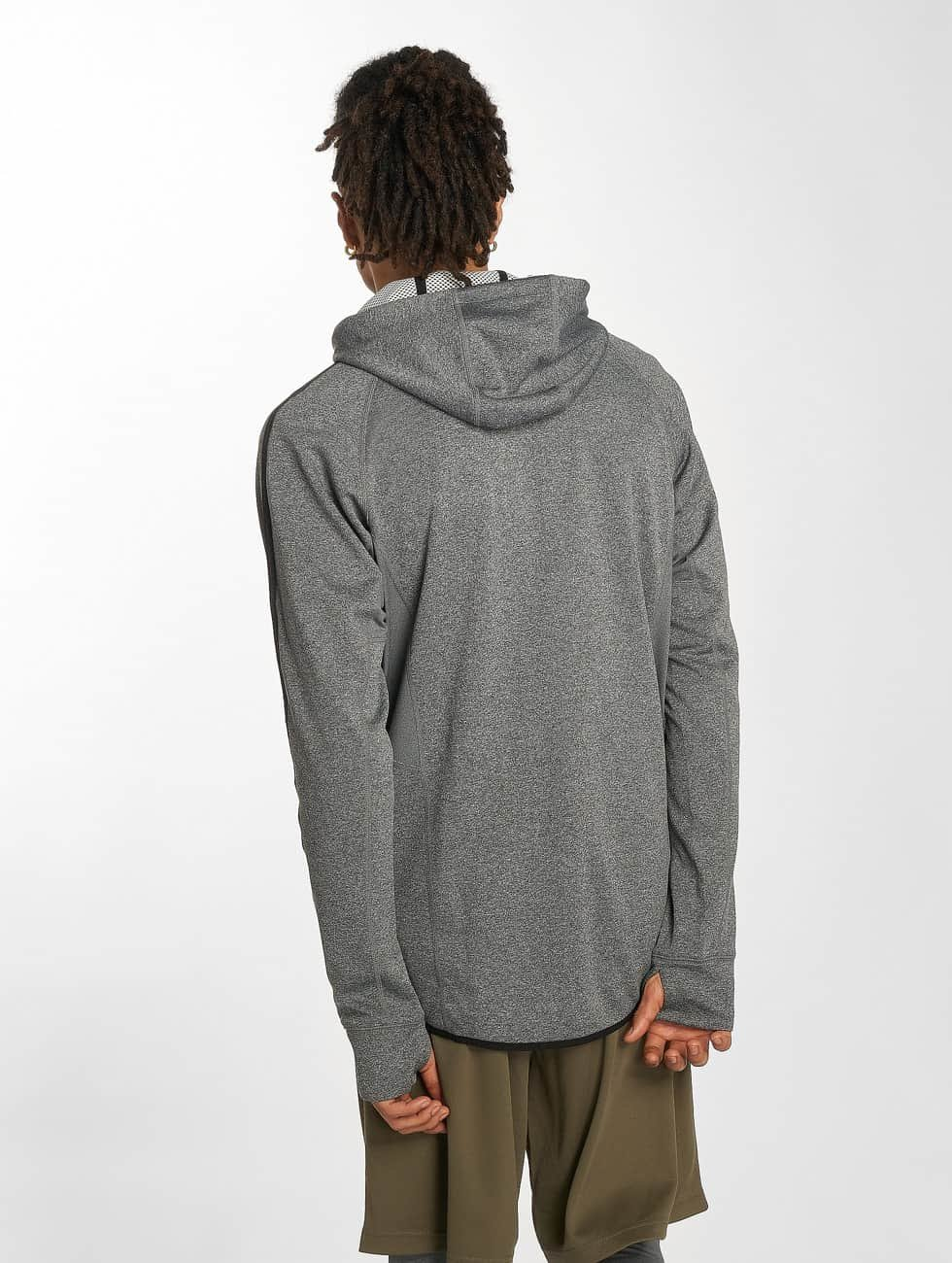K1X Core Sweat capuche Panel gris