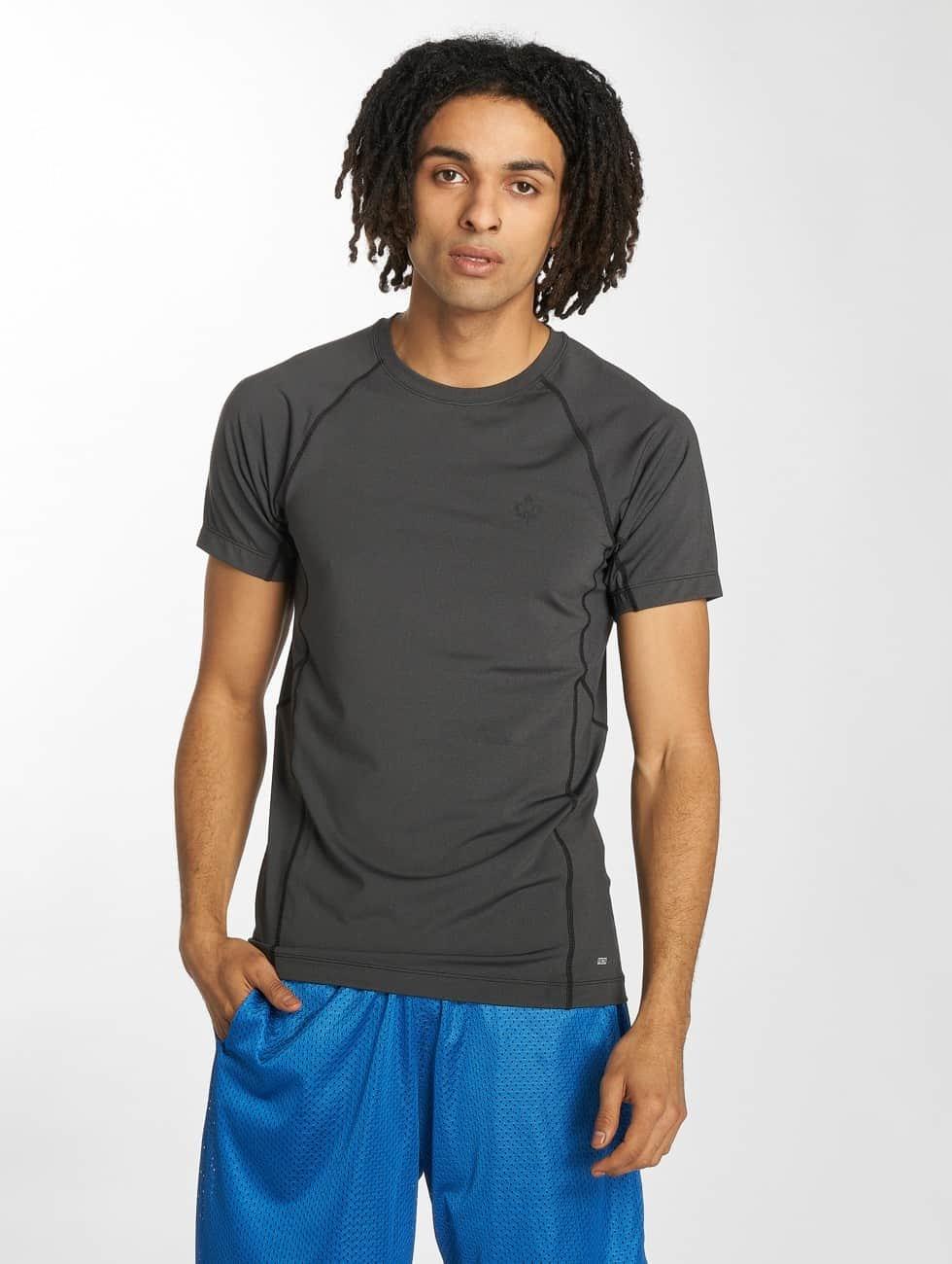 K1X Core T-Shirt Compression gris