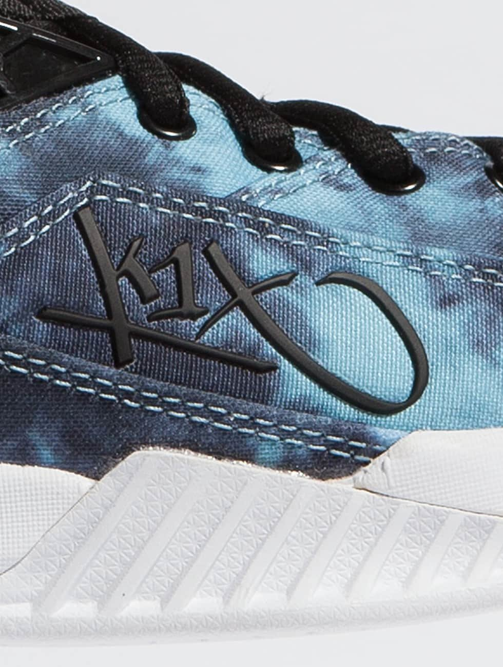 K1X sneaker Anti Gravity blauw