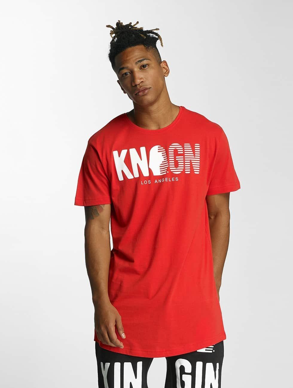Kingin t-shirt Pharao rood