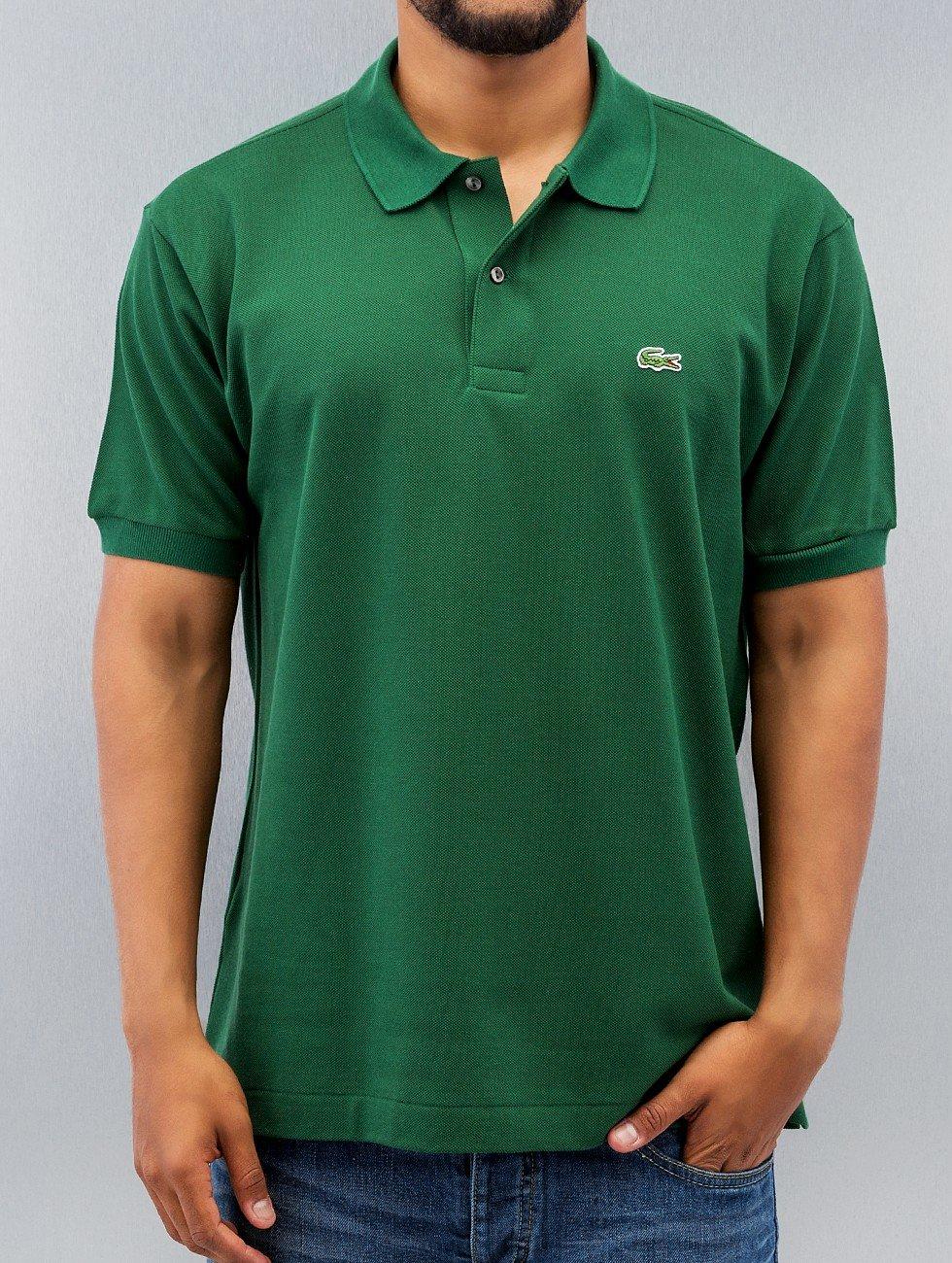 Lacoste Poloshirt Basic grün