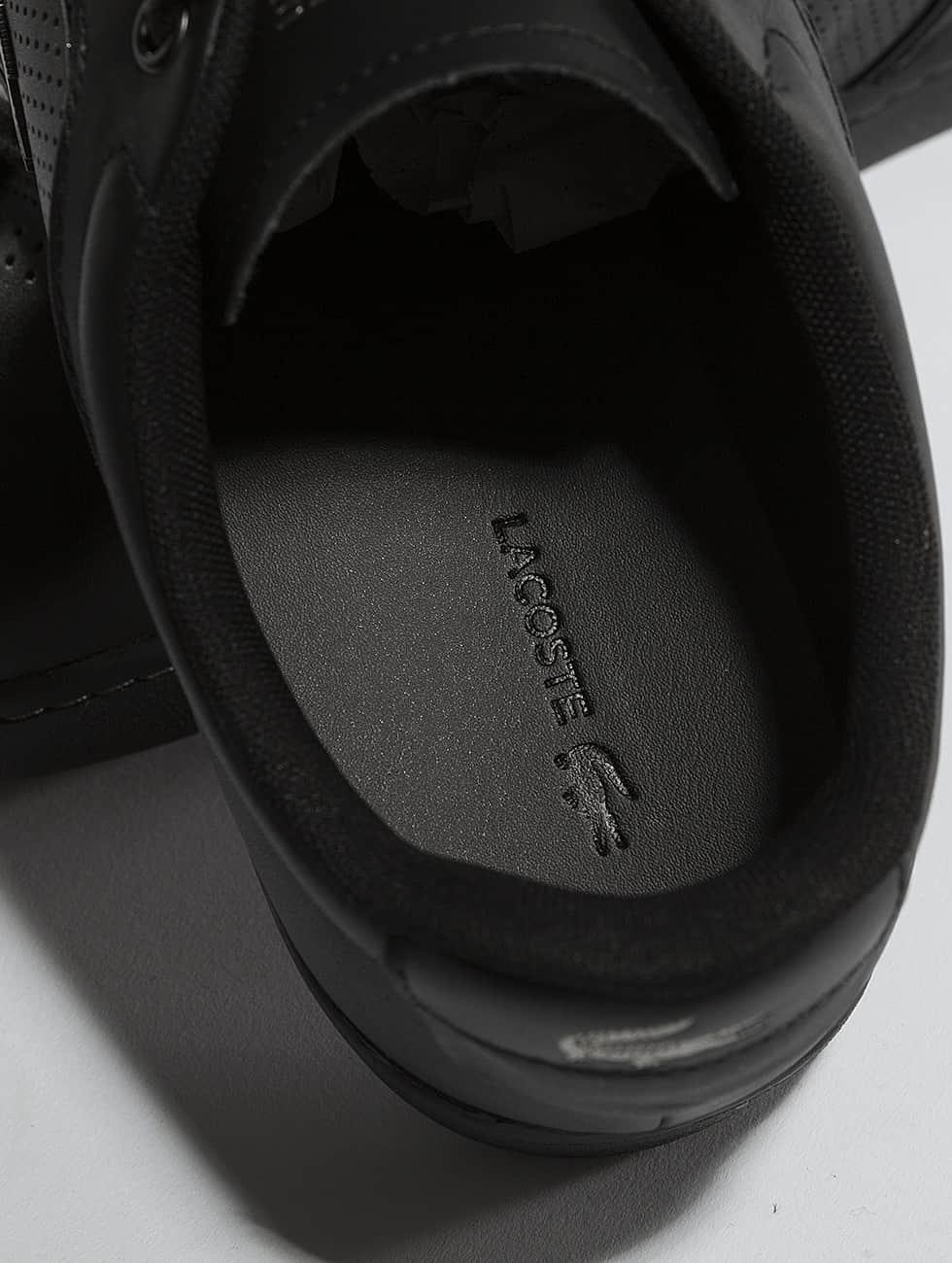 Lacoste schoen / sneaker Carnaby Evo 317 10 SPM in zwart 371402 Lage Verzendkosten Goedkoop Online Kopen Goedkope Koop Korting Beste Verkoop Manchester Grote Verkoop Goedkope Online Korting Voor Sfeervolle f6Z5yqWyfl