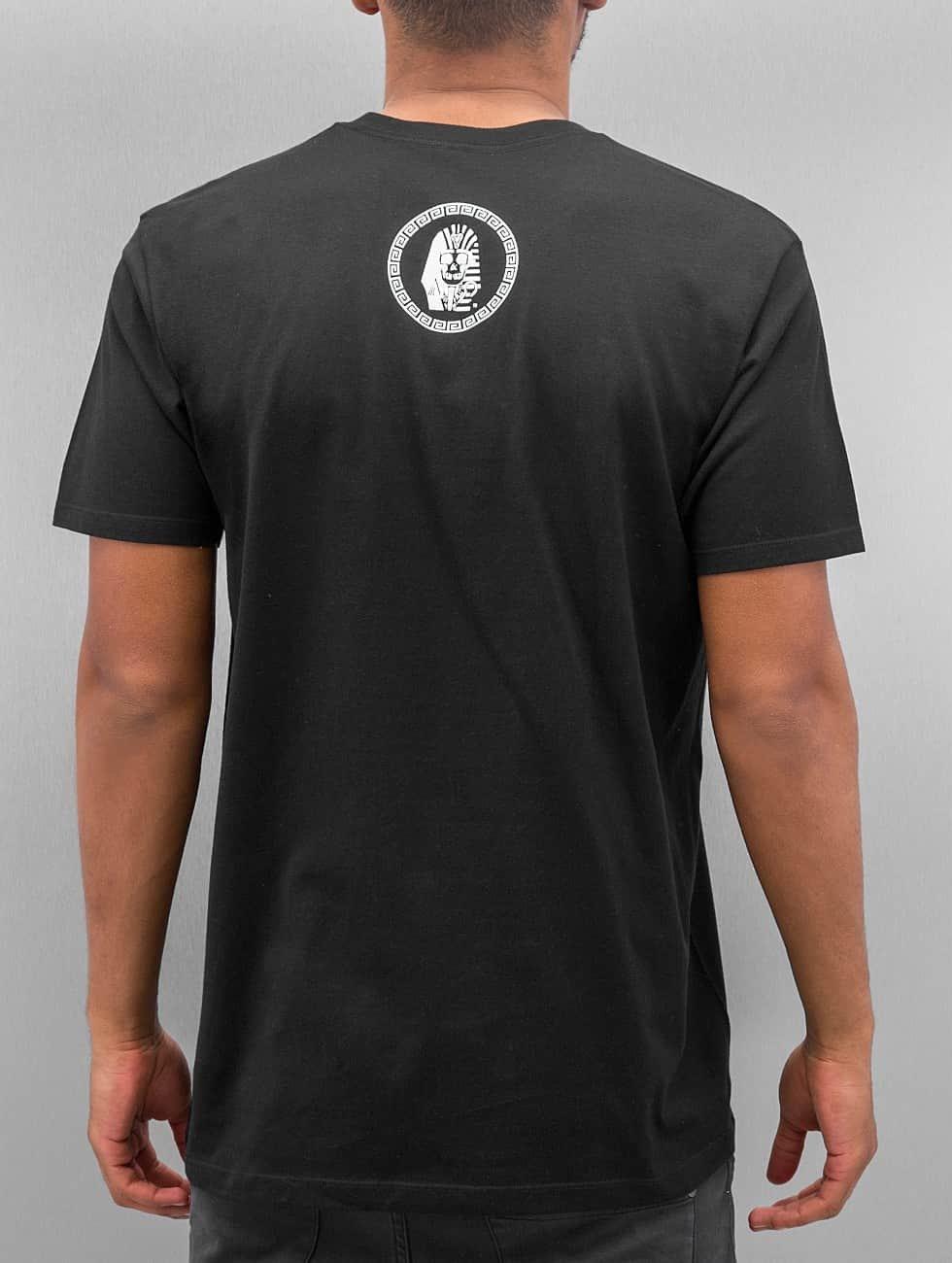 Last Kings T-Shirt Hustle Hard noir