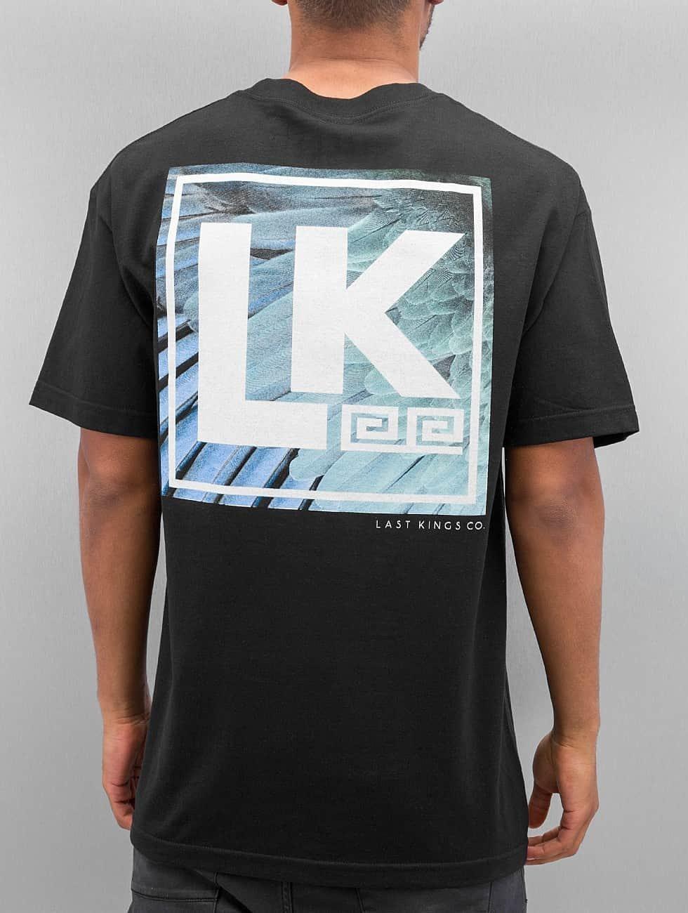 Last Kings t-shirt King Me zwart