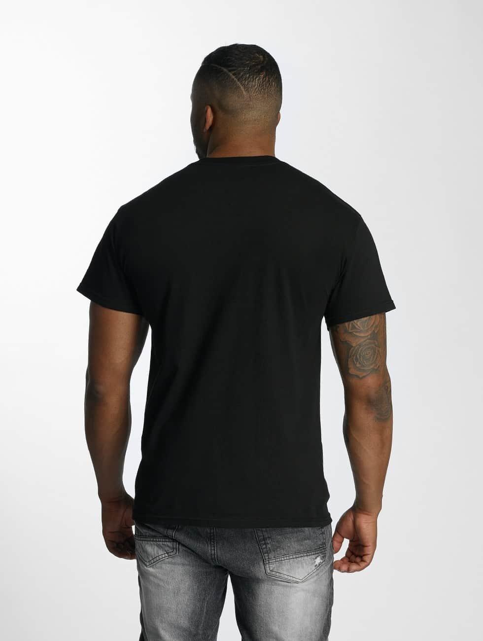 Last Kings T-skjorter Flag svart