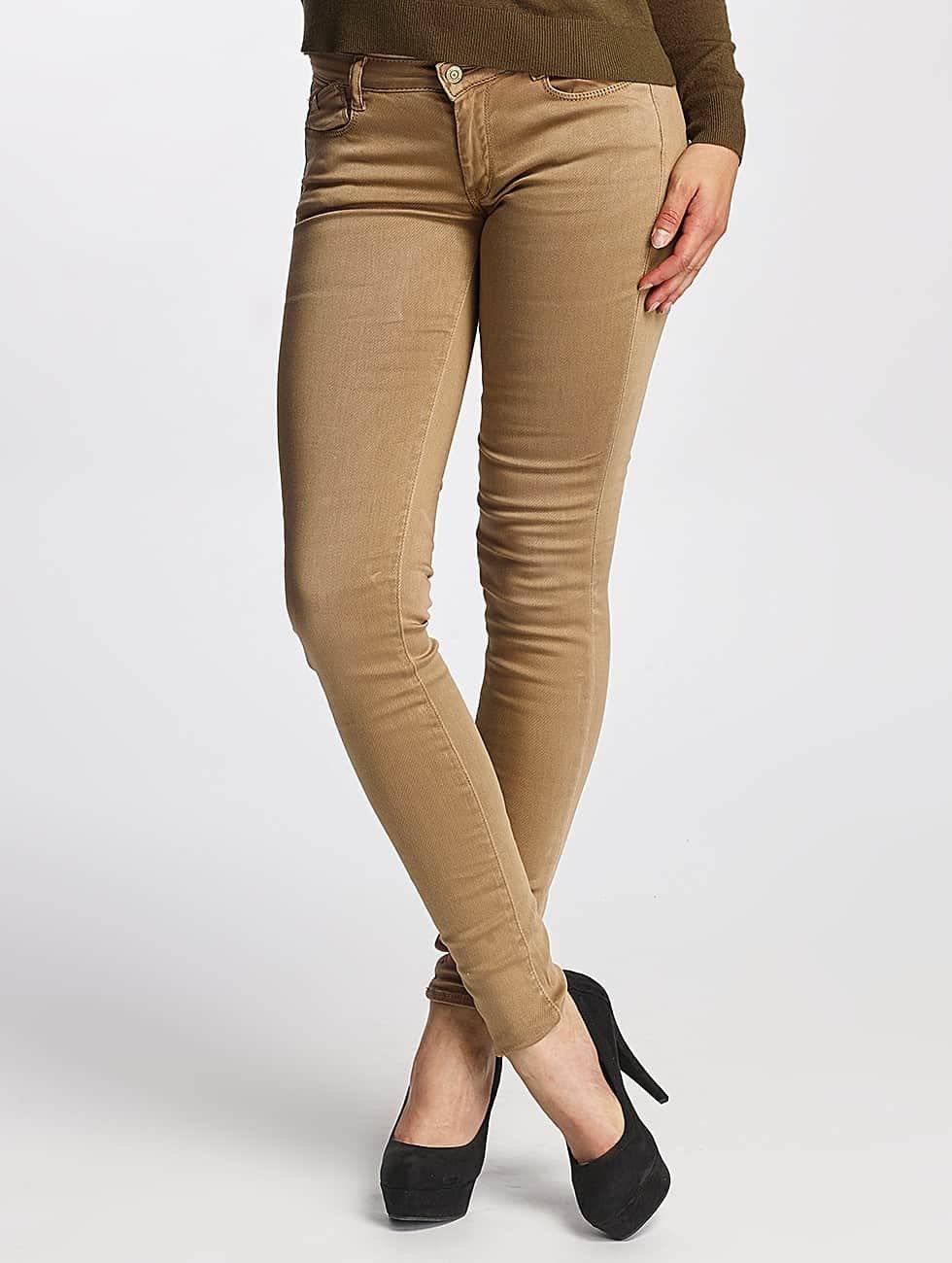 Le Temps Des Cerises Slim Fit Jeans Ultrapower brun