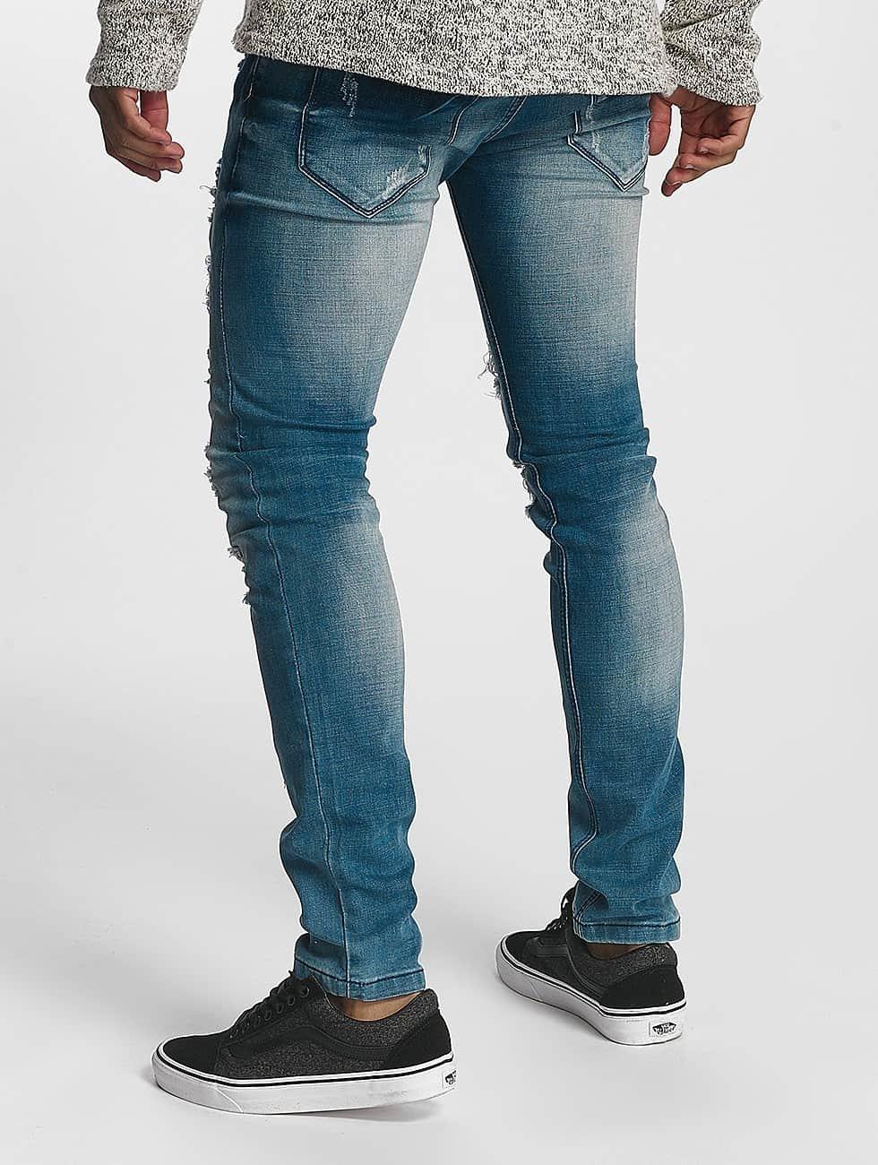 Leg Kings Jeans ajustado Kayden azul