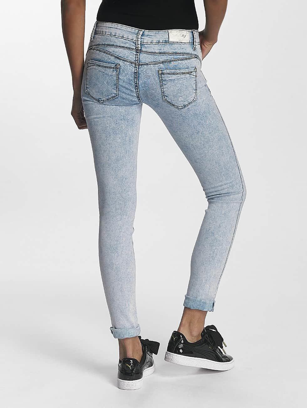 Leg Kings Skinny jeans Miss RJ blå