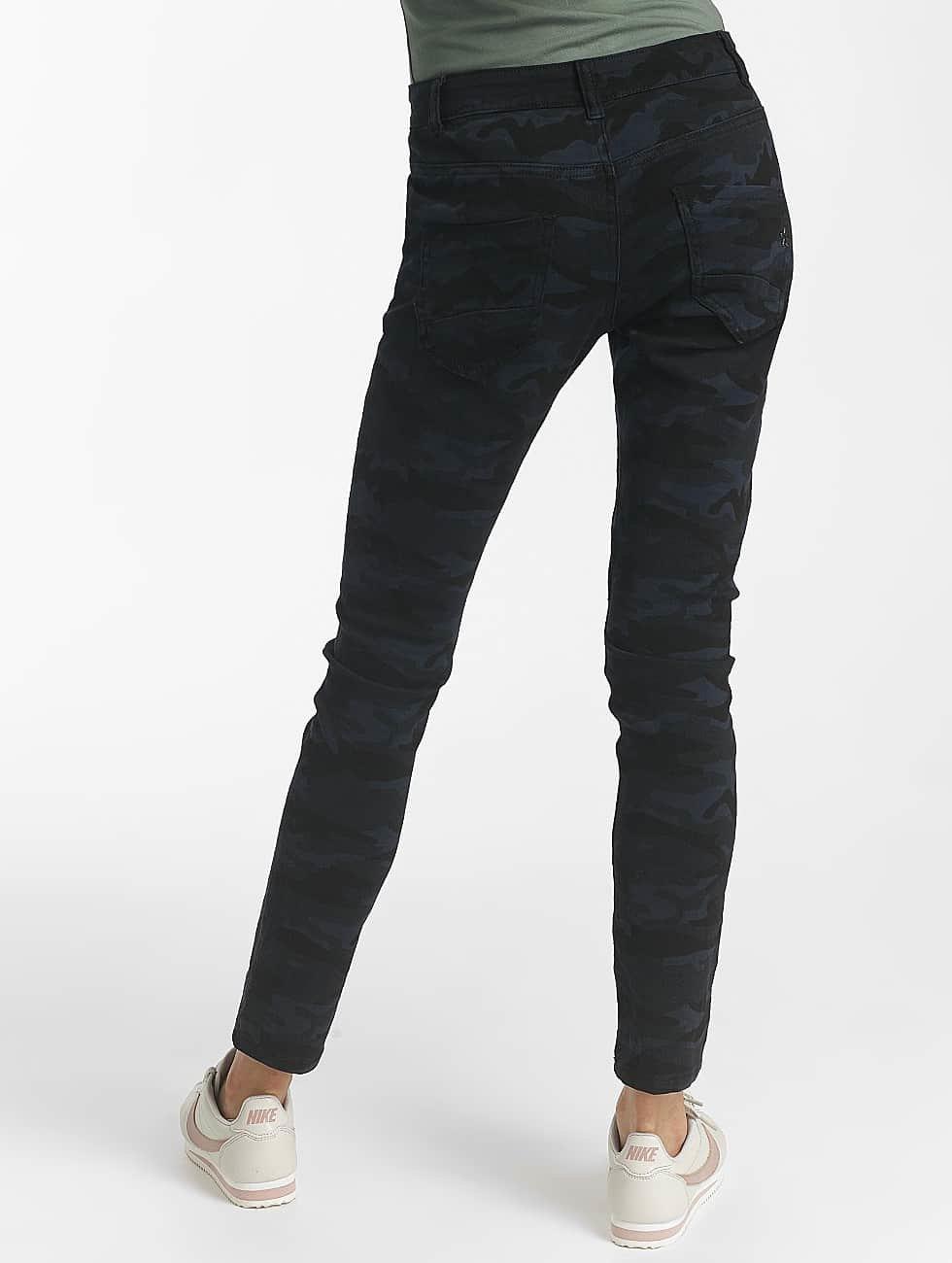 Leg Kings Skinny jeans Mojo blå